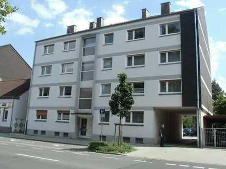 Zentrumsnahe Wohnung mit Balkon!