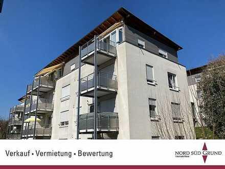 2-Zimmer-Wohnung in betreuter Seniorenwohnanlage. 58 m². Balkon. Aufzug. Kellerraum.