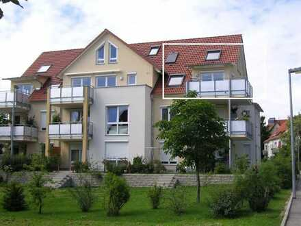 Moderne 3 Zimmer Maisonette-Wohnung mit toller Aussicht in Herrenberg