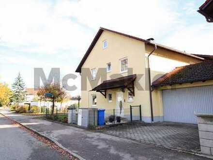 Gepflegtes und großzügiges Einfamilienhaus in angenehmer Wohnlage - nur 40 Minuten bis München