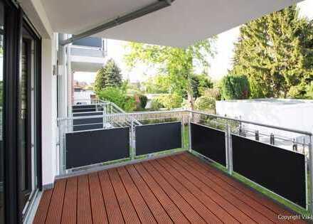 Zum Festpreis in kleinem 5-Familienhaus. Süd West Balkon, hochwertige Ausstattung.