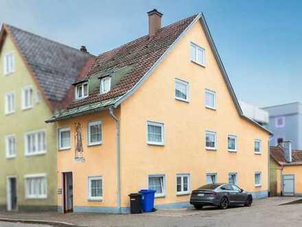 INNENSTADT: Mehrfamilienhaus mit ca. 200m² Wohnfläche - Riesen Potential