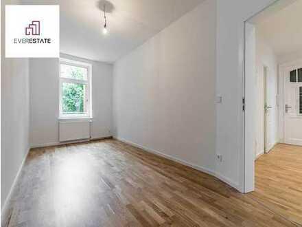 Provisionsfrei & frisch renoviert: Helle 3-Zimmer-Wohnung mit Wintergarten