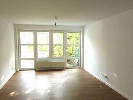 Erstbezug nach Sanierung: attraktive 1,5-Zimmer-EG-Wohnung in Taufkirchen