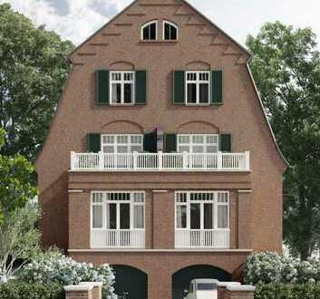 Villa in Nienstedten