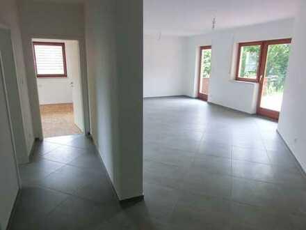 Moderne 2-Zimmer Wohnung mit Terrasse und Gartenanteil in bester Wohnlage