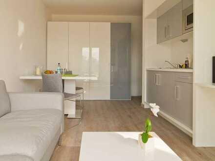 1,5-Zimmer-Studentenwohnung mit Terrasse und Einbauküche in Ingolstadt
