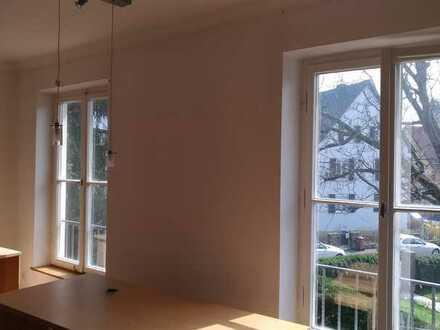 Helle charmante Altbau-Wohnung in HN Ost (4 Zimmer, 2 Balkone, 2 Bäder)