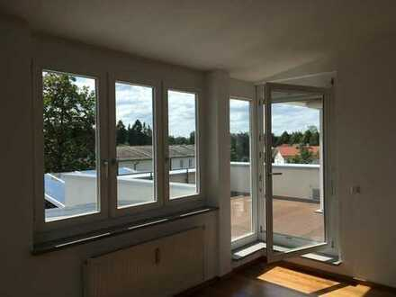 3 Zimmer Dachterrassen Wohnung im Penthouse-Stil