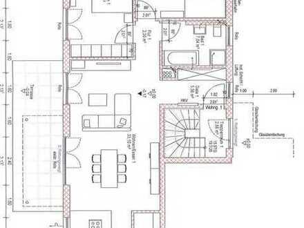 Erstbezug: 3-Zimmer-Wohnung mit Balkon in Schwarzenbruck, KWF40+ Energiestandard
