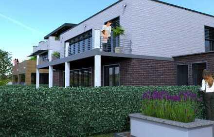 Neubauvorhaben Einfamilienhaus KfW 55 - Ganderkesee Zentrum