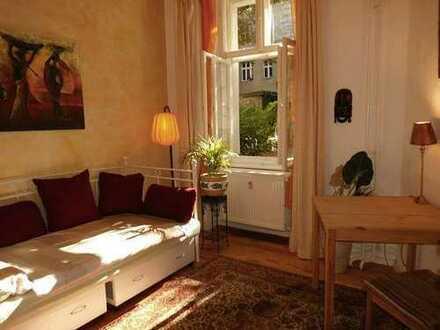 möbliertes Zimmer nähe Schloss Charottenburg und Tegel Flughafen