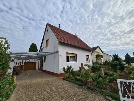 Einfamilienhaus mit traumhaften Grundstück