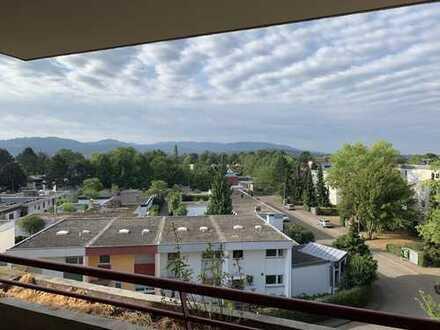 Schön geschnittene 2-Zimmerwohnung mit Balkon