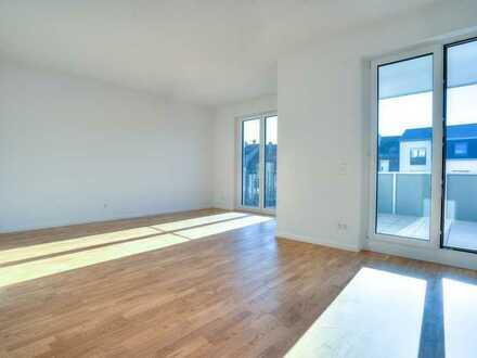 Moderne 3-Zimmer-Neubauwohnung mit Einbauküche