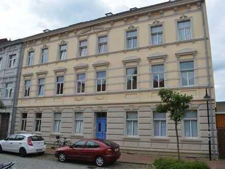 4-Zimmer-Dachgeschosswohnung in der Altstadt von Wittenberge