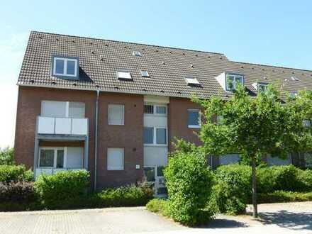 Schöne, helle 2-Zimmerwohnung in Moers-Asberg mit WBS für 2Personen!!