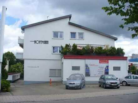 Gepflegte 3-Zimmer-Wohnung mit Balkon und Einbauküche in Stetten am kalten Markt