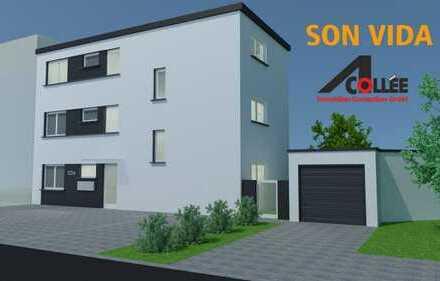 Dachgeschoss mit Süd/West Balkon