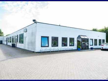 ***STEGEHUIS GMBH*** Bürofläche, Lagerhalle und Produktion im Gewerbepark von Bocholt-Suderwick.