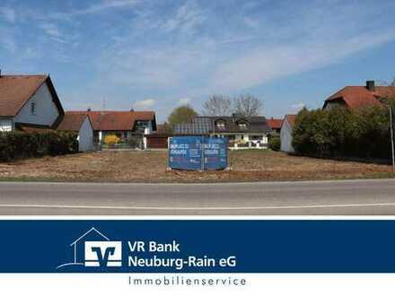 Baulücke in Ingolstadt-Gerolfing - sofort bebaubar