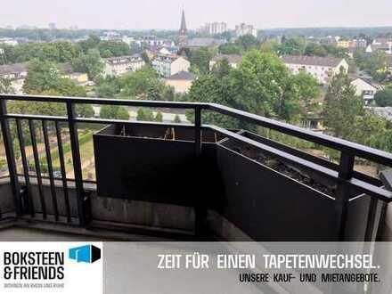 Über den Dächern von Köln! Schöne 1-Zimmer-Wohnung mit Balkon!