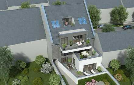 """DÜSSELDORF/Alt-Hamm: """"penthouse. mit direktlift."""""""