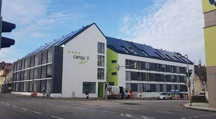 neue 1-Zimmer-EG-Wohnung in Stuttgart-Vaihingen für Student/In