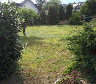 Schmuckes Abrißgrundstück in Langen-Steinberg