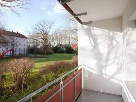 Neuwertige 3-Zimmer-Wohnung mit Balkon in Frankfurt am Main Zeilsheim