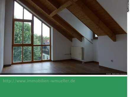Schöne 3-Zi.-Maisonette-Whg., ca 72,46 m² Wfl., mit 2 KFZ-Stellplätzen in Rain!