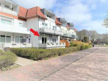 Wangerooge ! Sehr schönes Apartment mit Südbalkon sucht einen neuen Eigentümer. Bieterverfahren