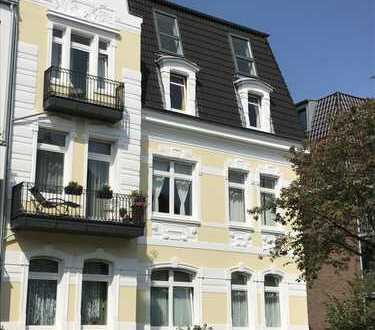 Repräsentative Altbauwohnung mit Garten im Erphoviertel von Münster