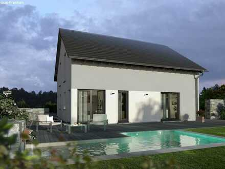 Traumhaus für die Familie mit Grundstück und Garage + KfW 55 gefördert