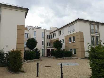 Zentrale 2-Zimmer-Erdgeschosswohnung in Neuendettelsau