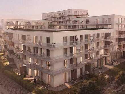 Erstbezug: exklusive 2-Zimmer-Dachterrassenwohnung mit Alpenpanorama