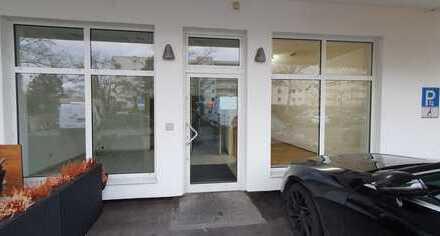 PROVISIONSFREI! Gut einsehbares Laden-Büro nähe RING-CENTER...Jet-Tankstelle am Odenwaldring***