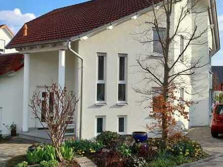 Exclusives Einfamilienhaus zum Wohnen und Arbeiten, Mehrgenerationenhaus mit Garten
