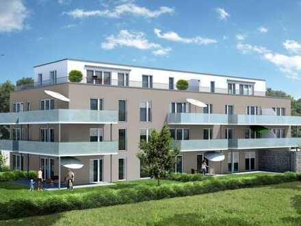 Lichtdurchflutete 3-Zimmer-Penthousewohnung mit riesiger Terrasse in zentraler Lage Augsburgs