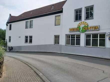 """Einkaufszentrum """"Weser-Center"""" in Vlotho"""