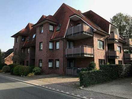 Schöne Erdgeschosswohnung mit Carport in bevorzugter Wohnlage