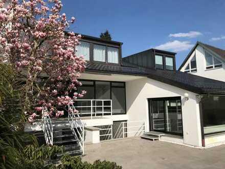 Moderne kinderfreundliche Villeneinheit mit viel Platz in ruhiger Lage Grünwald