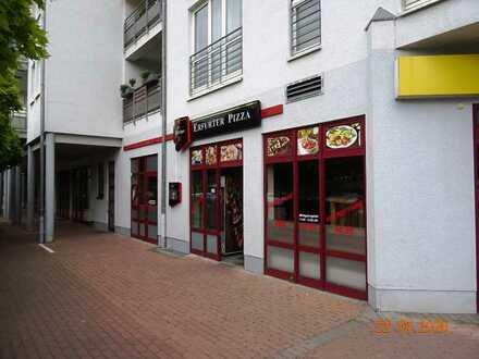Gut gehende, vermietete Gaststätte und ein TG-Stellplatz in Erfurt-Süd, Nähe Hirnzigenpark