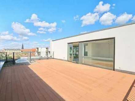 PARAGON Apartments - 4 Zimmer Maisonette mit 55 m² Terrasse und Blick über Berlin