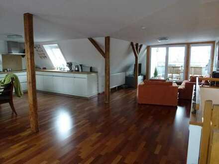 Neubaustandard-Maisonette Wohnung im alten Kleid in Super Lage im Stuttgarter Westen