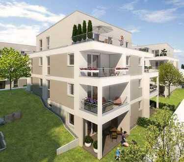 Die erste gemeinsame Wohnung im Palatina Quartier Grünstadt