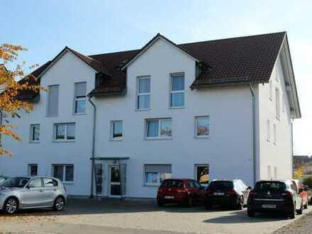 Neuwertige 4-Zimmer-Maisonette-Wohnung mit Balkon in Untermeitingen