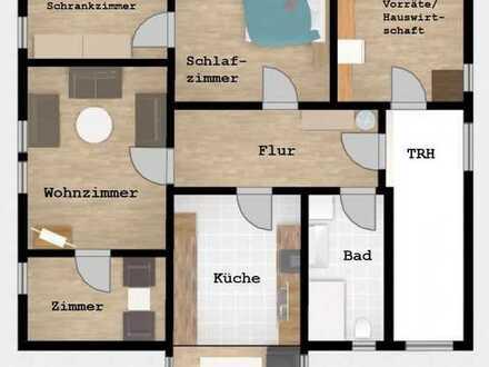 4-Zi.-Dachgeschosswohnung in zentrumsnaher Lage von Schwäbisch Gmünd