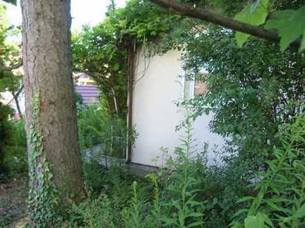 S-Mitte/Ost Atelierhaus, offene Bauweise,Garten,Gartenhaus,EBK,Teilmöbliert
