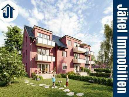 Anspruchsvolles Wohnen in Halle (Westf.)! Neubau Eigentumswohnung im 1. Obergeschoss! (Whg. Nr. 6)